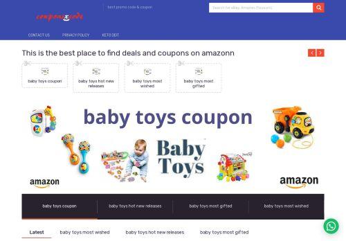 لقطة شاشة لموقع couponsxcode بتاريخ 02/06/2021 بواسطة دليل مواقع كريم جمال
