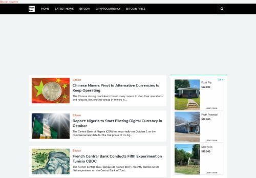 لقطة شاشة لموقع Bitcoin, Blockchain, Mining and Crypto News بتاريخ 24/07/2021 بواسطة دليل مواقع كريم جمال