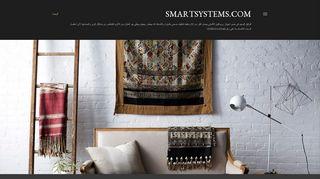 لقطة شاشة لموقع SMARTSYSTEMS.COM بتاريخ 14/11/2019 بواسطة دليل مواقع كريم جمال